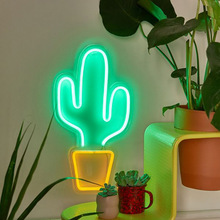 USB Neon Sign 13 to 18inch LED Home Decoration For 5V with Switch D25