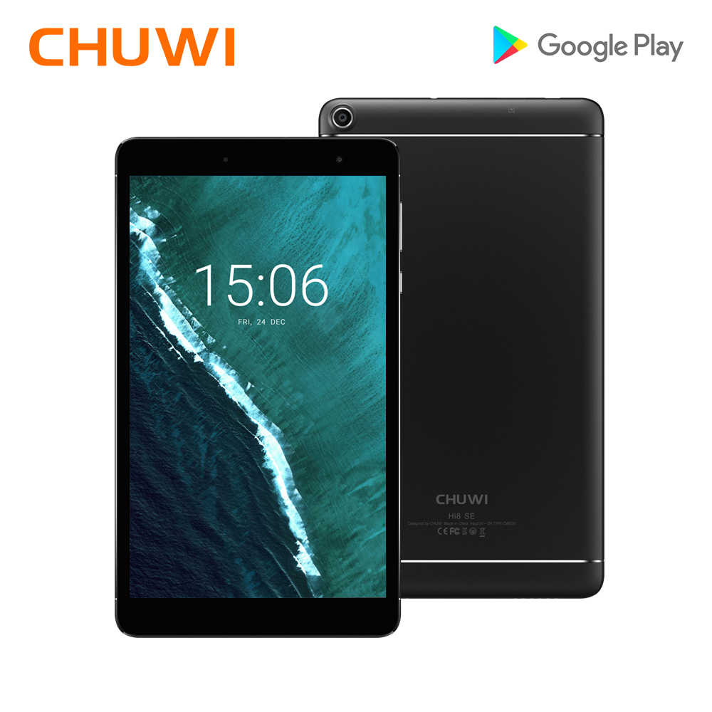 CHUWI Hi8 SE 8 inch 1920*1200 IPS MTK8735 Quad Core Android 8.1 Tablets 2GB RAM 32GB ROM Dual Camera Dual WIFI 2.4G/5G Tablet PC chuwi hipad mtk6797 x27 deca core android 8 0 tablets 3gb ram 32gb rom dual wifi dual camera otg 10 1 inch 1920 1200 tablets page 3