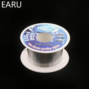 Image 3 - Cyna ołów rdzeń żywiczny drut lutowniczy 0.3mm 0.4mm 0.5mm 0.6mm 0.8mm 1.0mm 2% Flux Reel linia spawalnicza nowy kabel zasilający rdzeń naprawa bga SMT