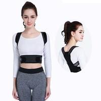 Corset Back Posture Corrector Children Adult Adjustable Spinal Corrective Shoulder Lumbar Brace Spine Support Belt CCP051