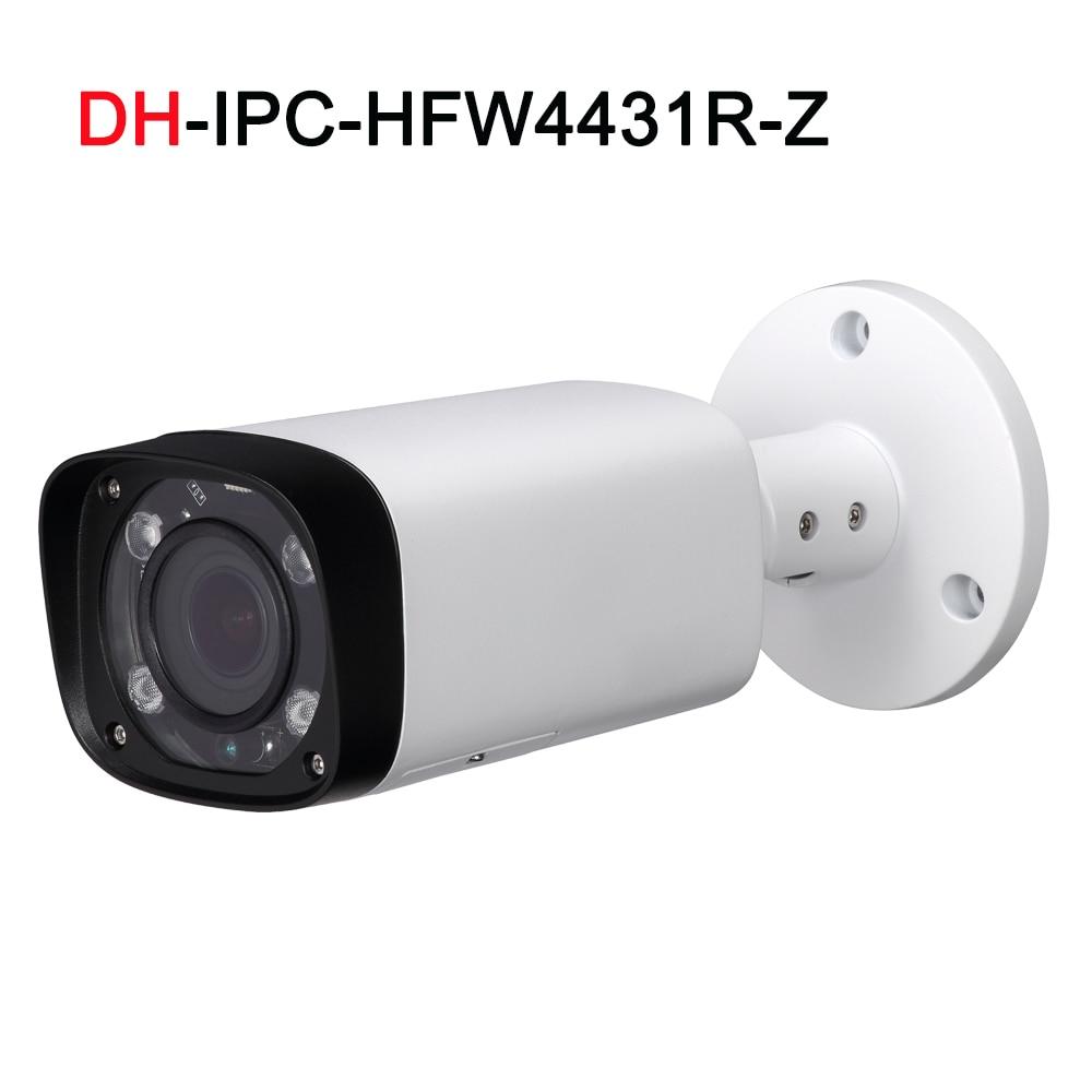 IPC-HFW4431R-Z motorisierte VF objektiv netzwerk POE IP H.265 IR 80 mt kugel kamera 4MP ersetzen IPC-HFW4300R-Z outdoor Ip-kamera