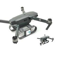 Estensione Accresciuta carrello di Atterraggio RF V16 GPS Tracciante Locator Del Supporto Della Macchina Fotografica del giunto cardanico di protezione Per DJI MAVIC pro drone Accessori