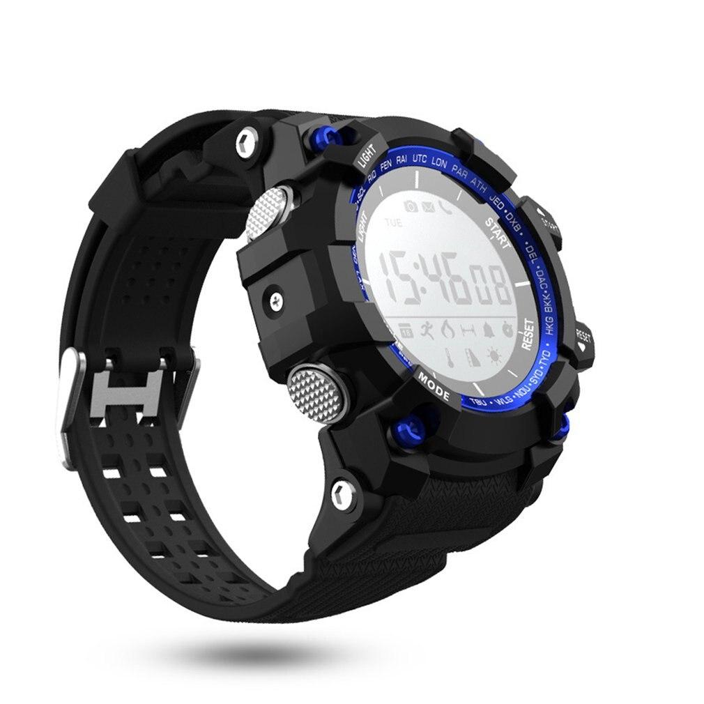 72cfc538a Al aire libre inteligente círculo pantalla reloj electrónico brazalete de  profundidad de paso de altitud de presión