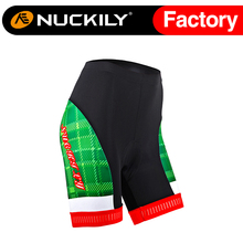 Nuckily summer time  Women'S Cycling Short Perfect Fit Polyester Sportwear  GB007