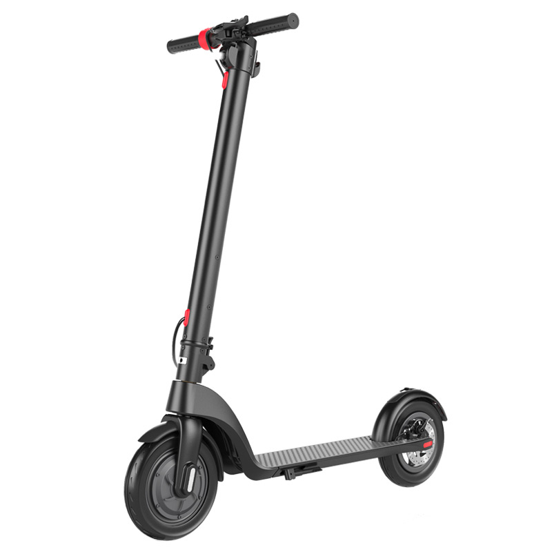 X7 <font><b>Electric</b></font> <font><b>Scooter</b></font> <font><b>350W</b></font> 36V <font><b>Electric</b></font> Kick <font><b>Scooter</b></font> with Portable Battery and Big Wheels Folding <font><b>Electric</b></font> <font><b>Scooter</b></font> with Disc Brake image