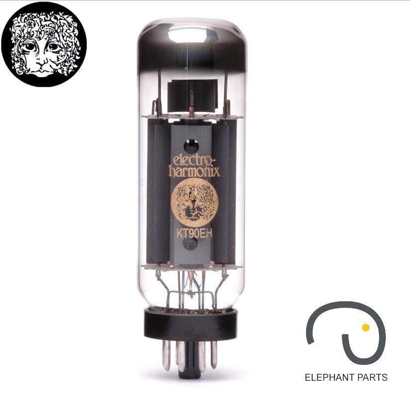 Douk Audio 1PC Electro-Harmonix EH KT90 Russia Vacuum Tubes Brand New For Tube Amplifier Free shipping