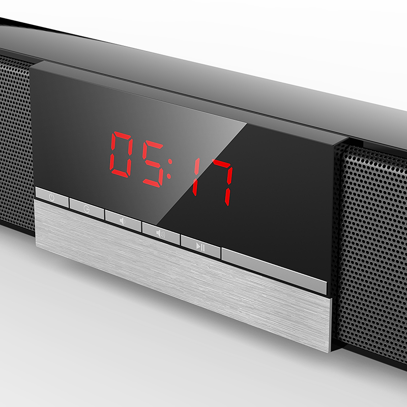 NEW-Shunpad-S-R100-Wireless-Bluetooth-Soundbar-Stereo-Speaker-With-LED-Display-Loudspeaker-MIC-Remote-Control (2)