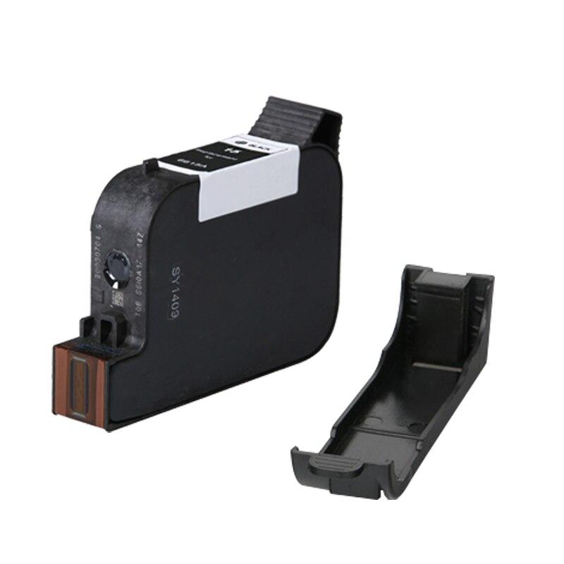 2Pk for HP C6615DN Ink Cartridge Reman for HP 15 Black Cartridge Deskjet 3820