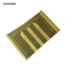 FINETRIP CNPAM Track 10pcs For Opel Pixel Repair Cable Zafira Omega Vauxhall LCD pixel failure Flat  ribbon cables repair kits