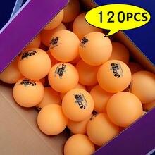 120 шариков dhs мяч для настольного тенниса 1 звезда d40 + без