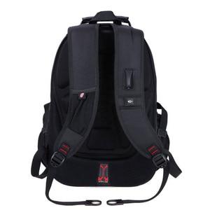 Image 2 - MAGIC UNION Mens Travel Bag Man Backpack Polyester Bags Waterproof Shoulder Bags Computer Packsack Brand Design Backpacks