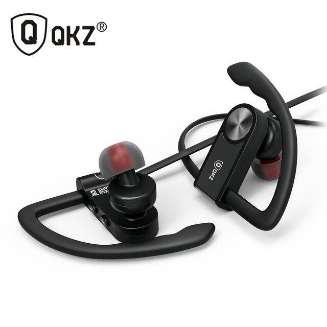 Bluetooth Наушники Наушники Для iPhone Samsung Xiaomi fone де ouvido QKZ QG8 Bluetooth-гарнитура Беспроводные Hi-Fi Стерео Музыку