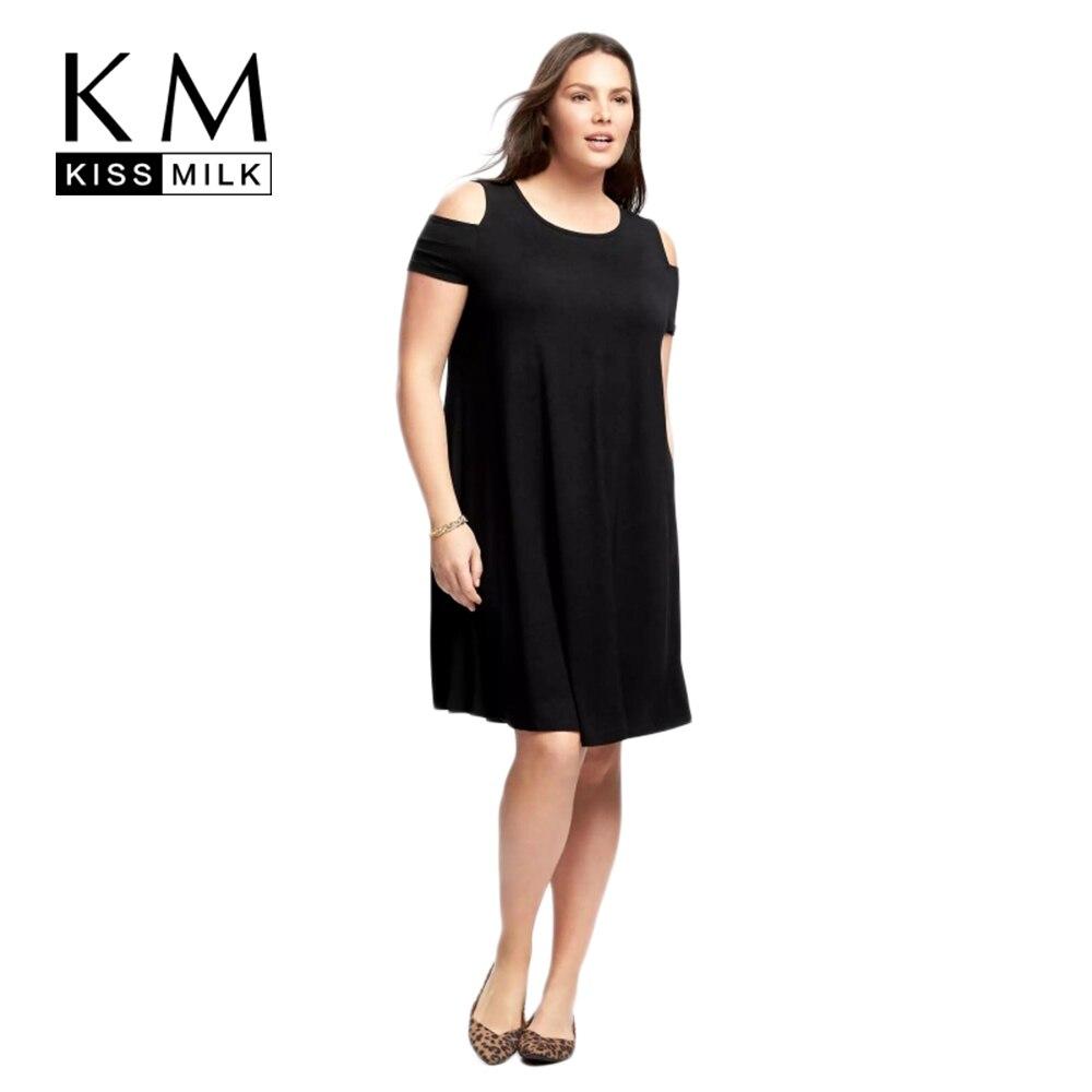 Kissmilk 2018 Big Size New Fashion Women Clothing Casual ...