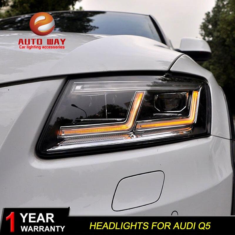 Car Light Assembly Tcart 2pcs 527d Accessories Auto Headlamp Fog Light Bulb H4 H13 9004 9007 Car Led Headlight Bulbs For Audi Q5 Q7 A3 8p Tt Mk2