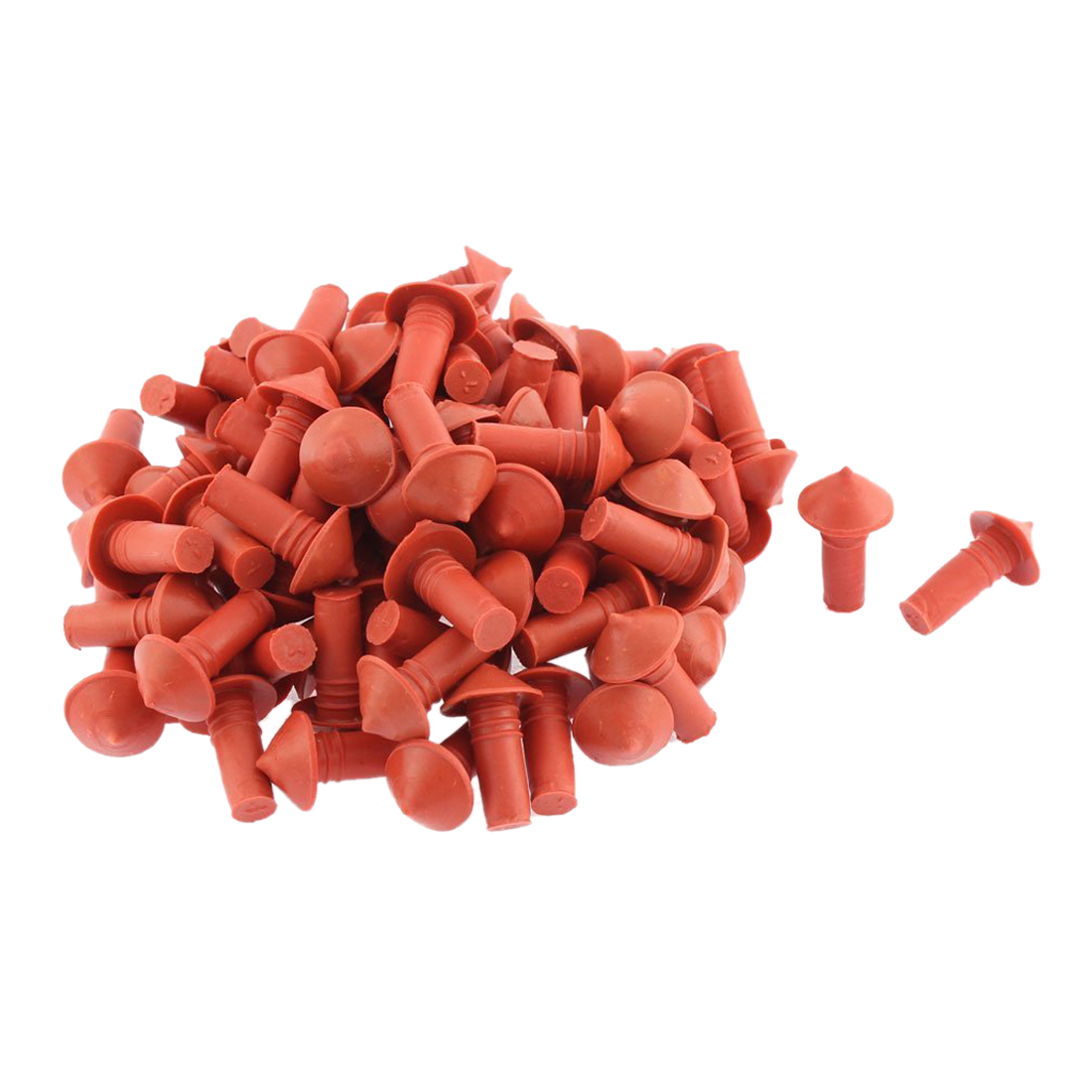 100Pcs Mushroom Style Tire Repair Insert Plugs 7mm