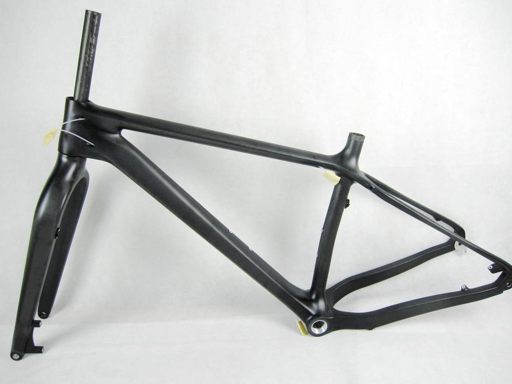 free shipping IP-018 carbon fat bike frameset IP-018 frame and FK-018 fat bike fork avanzo daziaro 018 101418