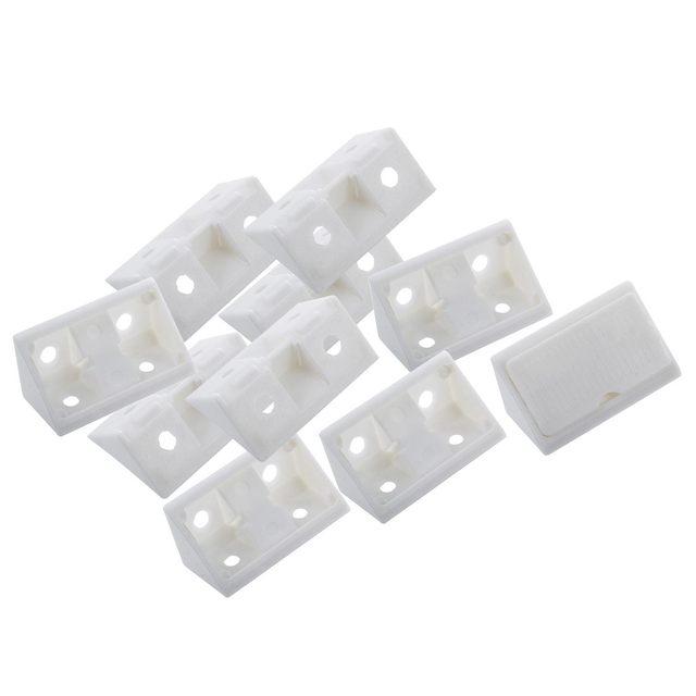 Aliexpress.com : Buy Furniture Cabinet Fastener Corner Braces ...