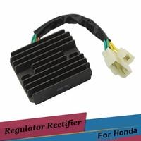2 Plug Motorcycle Voltage Regulator 12v Motor Bike Rectifier For Honda GL1200 SEI LTD GOLDWING 1985 1986 1987