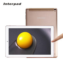 Original Interpad 10.1 inch tablet pc K10 MTK6753 Octa Core 1920*1200 IPS 2GB RAM 32GB ROM wifi GPS 3G/4G Android tablets 10 8 9
