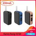 Kamry Kecig 4,0 kit de batería de 650 mah para la calefacción del tabaco cartucho cigarrillo electrónico Kit de compatibilidad con calefacción stick