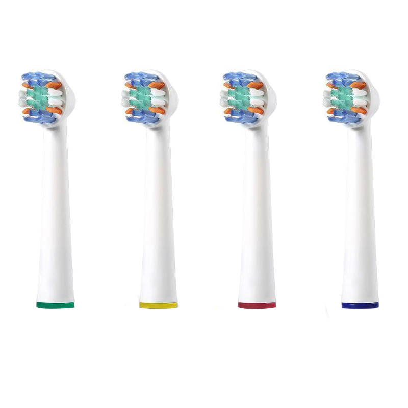 8PCS Electric Toothbrush Heads Compatible for Oral Hygiene B Vitality D012 Pro 1000 Pro Health image