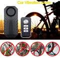 Водонепроницаемый IP55 пульт дистанционного управления 113dB велосипед мотоцикл безопасность автомобиля анти-потеря вибрации предупреждение ...
