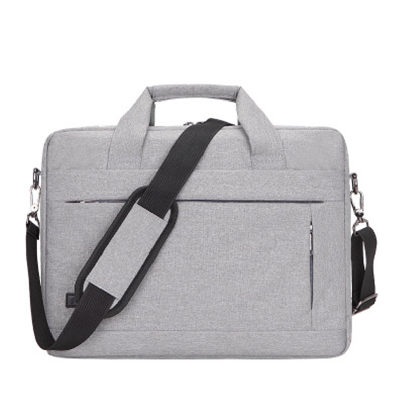 NIBESSER High Quality Laptop Handbag for Men Women Travel Briefcase Bussiness Notebook Bag for 14 15 Inch Macbook Pro Dell Acer