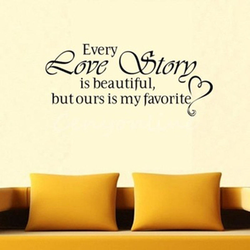 wall stickers writing uk kitchen words wall sticker quote love home