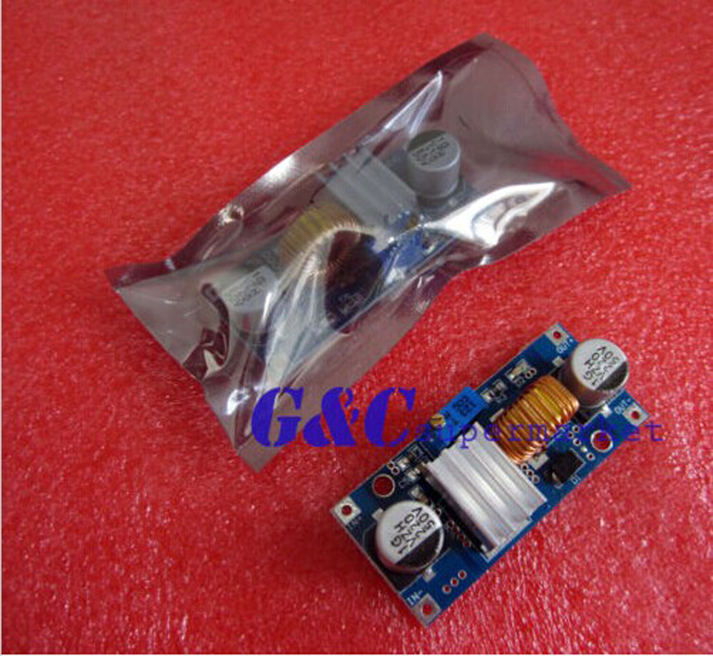 1pcs 5a Dc Adjustable Step Down Module Xl4015 438v 96 In Integrated Circuits From Electronic Components Supplies On Alibaba Group