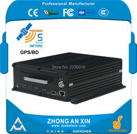 4 Channel AHD 720P GPS Tracking 2 5 SATA HDD 2TB SD Card 64GB Vehicle Mobile