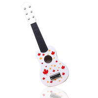 SOACH 2016 Children Toy Guitar New Fashion Uke Maple Leaf Patterns Uke Guitar Factory Direct Wholesale