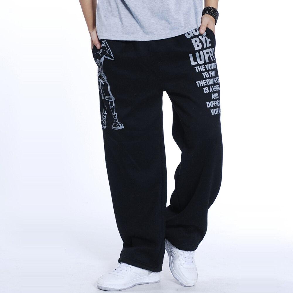 Hip Hombre Joggers Fashion Hop 2018 Impresa Letra Mens Baggy 40B4wqf