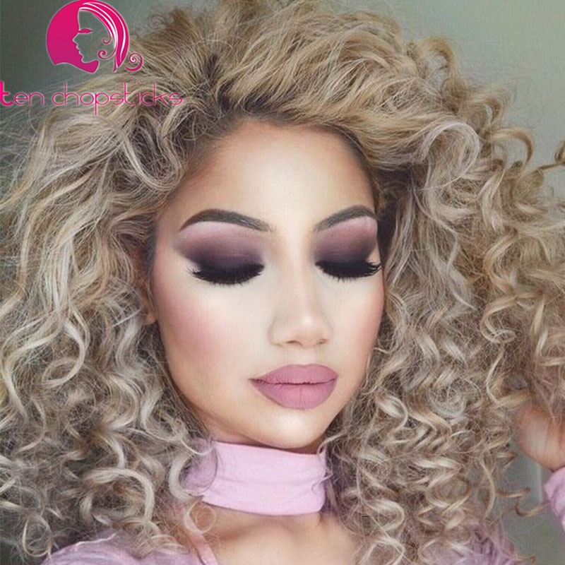 Glueless Full Lace Human Hair Wigs With Baby Hair