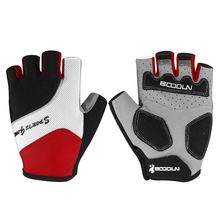 Men's Anti-slip Sports Fingerless Gloves