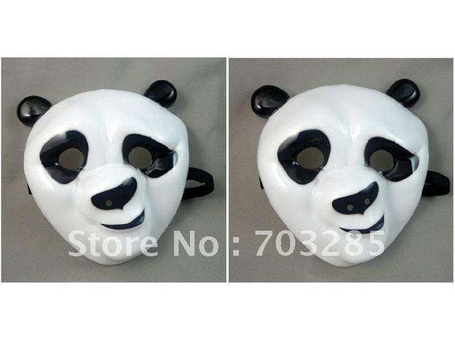 thousand odd fang halloween party children dress up cartoon show mask kung fu panda mask - Kung Fu Panda Halloween