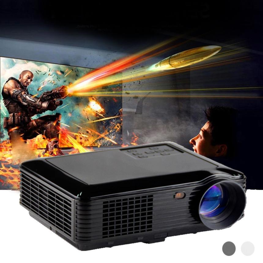 Led Projector 3500 Lumens Beamer 1280 800 Lcd Projector Tv: Online Buy Wholesale 3500 Lumens Led Projector From China