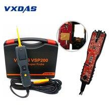 VXDAS VSP200 Circuit Testeur VSP200 Power Scan Outil Remplacer Autel PS100 Système Électrique Mieux Que VGATE PT150 New Sortie