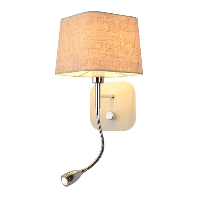 acheter chambre mur lampe avec interrupteur led applique murale salle de bains. Black Bedroom Furniture Sets. Home Design Ideas