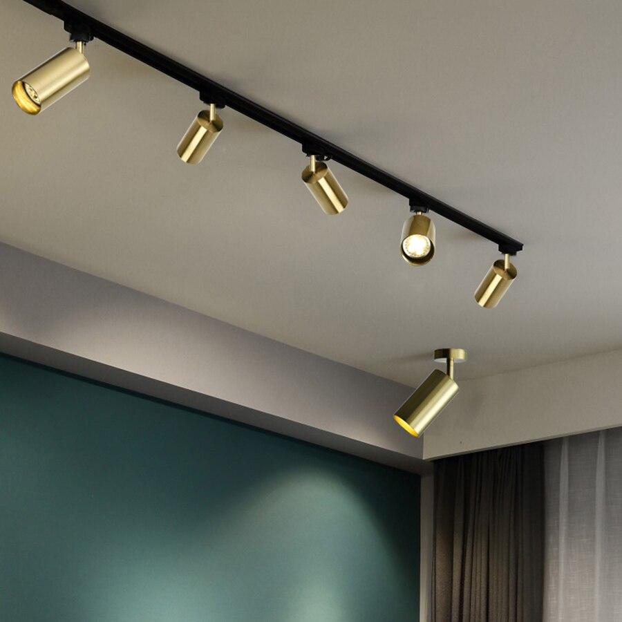 Luzes embutidas de LED