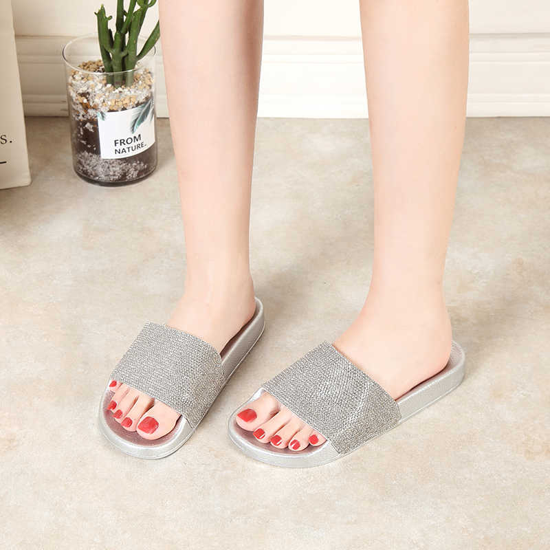 Hellenia รองเท้าแตะรองเท้าแตะรองเท้าผู้หญิงแฟลต zapatos de mujer ผู้หญิง chaussures Femme สไลด์ฤดูร้อนรองเท้าแบน Sandal WEDGE นุ่ม