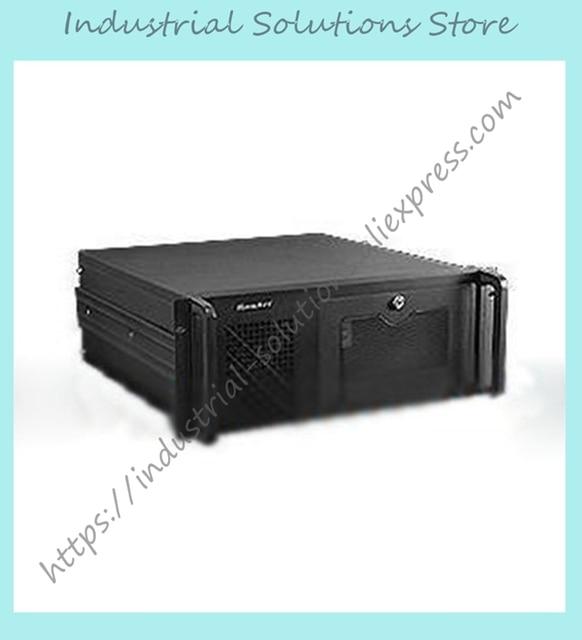 New 4U Industrial Computer Case Parkson S400 Horizontal Video Recorder Cti