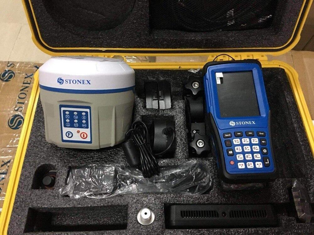 Nuovo S tonex S10 GNSS RTK ricevitore una base e un rover