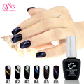 BNG 8ml Long-lasting Changeable Magnetic Cat Eye Gel UV Gel Polish Lacquer Soak-Off Nail Art Polish Manicure Tools