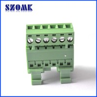 10 Pcs Lot Splice Connectors Terminal Block Connector Pcb Terminal Block Screw Terminal Block 5 08