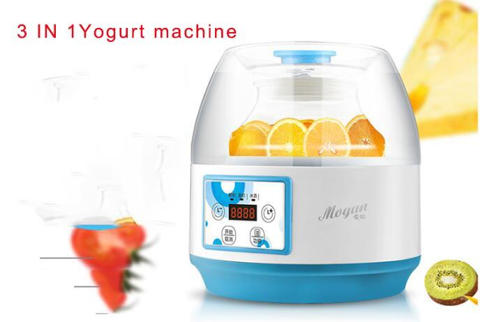 Electric Multi Automatic Enzyme/Ferment Maker Yogurt/Leben/Rice Wine Machine ang 207 магнит верности и дружбы