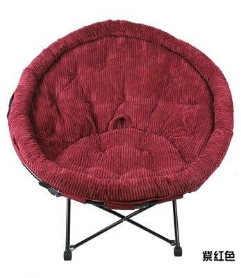 Cheap King Corduroy Beanbag Chair Moon Chair Folding Chair