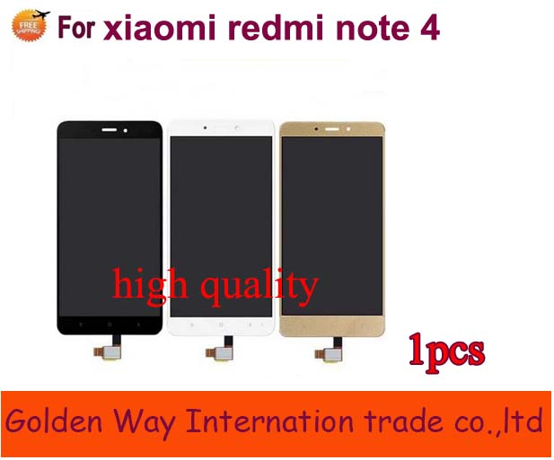 For Xiaomi Redmi Note 4 LCD Display +Touch Screen Replacement For Xiaomi Redmi Note 4 Prime Pro Phone Parts FreeTools