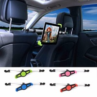 Universal Aluminum Alloy Car Back Seat Mount Stand Holder For 7 11 Tablet PC D14