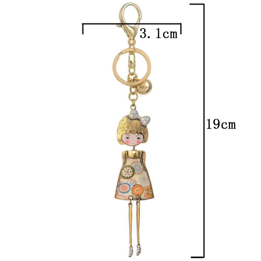 Image 2 - KC 0156-in Key Chains from Jewelry & Accessories