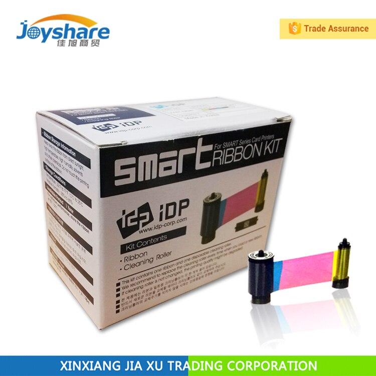 ФОТО IDP smart 650634 YMCKO ribbon 650634 IDP SMART ribbon 250 prints